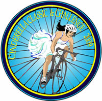Cinderella Classic Bike Ride 2009 official patch